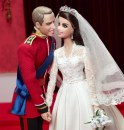 Barbie Collector: William e Kate Royal Wedding Gift set