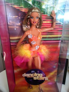 Barbie Dancing with the Stars
