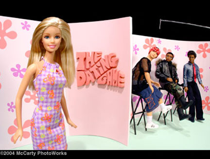Barbie, The Dating Game