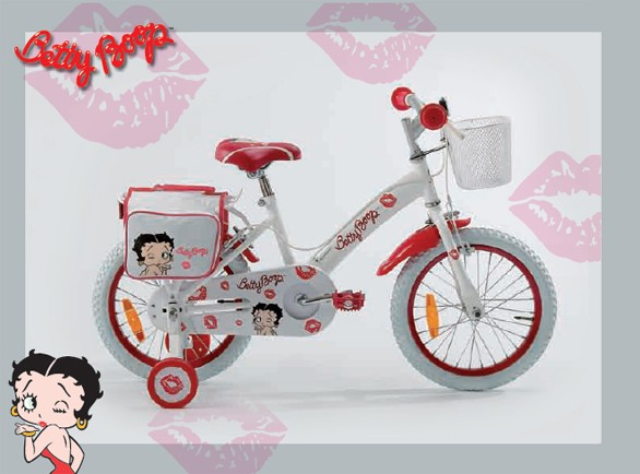 biciclette Betty Boop Ironway