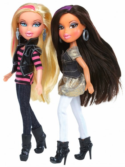 Pin Bratz Fashion Look On Pinterest