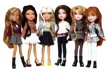 Bratz Magic Glitter Fiesta Style E Fashion Look Le
