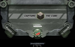 capture the cube transformers online game mountain dew