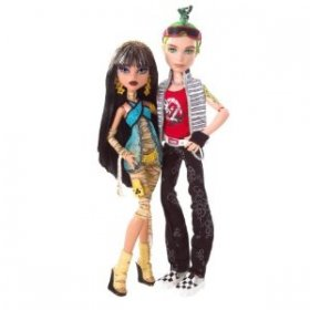 Monster High Dolls: la linea di fashion doll horror e sci-fi