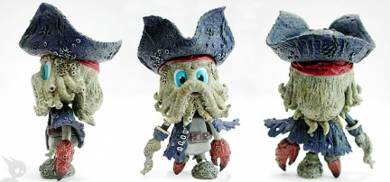 cosbaby pirates of the caribbean davy jones