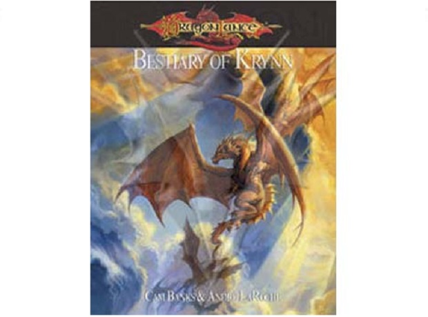 Dungeons and Dragons Bestiary of Krynn