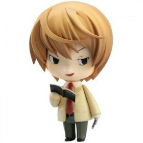 death note light pvc figure