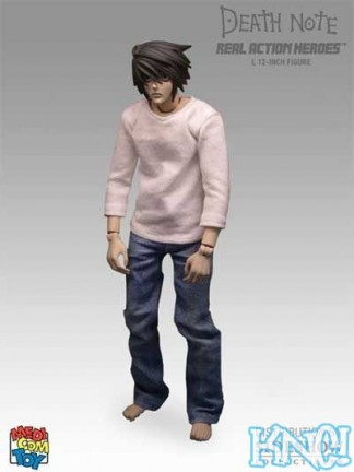 death note l action figure