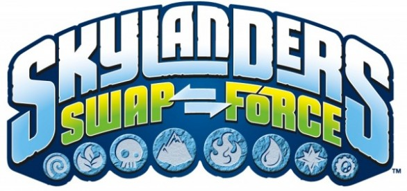 skylander swap force logo