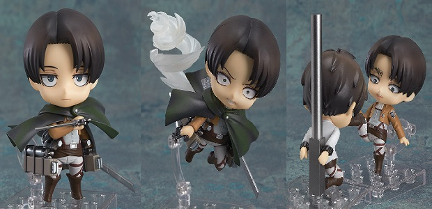 Levi Nendoroid Good Smile Company