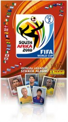 album FIFA World Cup South Africa