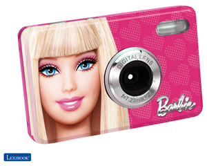 Fotocamere digitali by Lexibook: Cars, Toy Story, Barbie, Disney e tanti altri