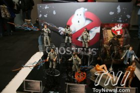 Ghostbusters, le action figure presentate a Toy Fair 2012