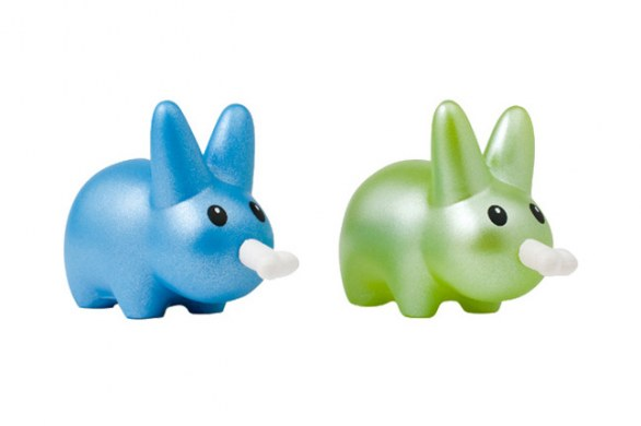 Happy Labbit by Frank Kozik