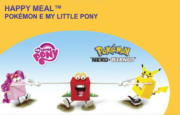 happy meal 2012