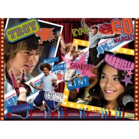 high school musical puzzle