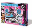 I giochi creativi Monster High by Clementoni