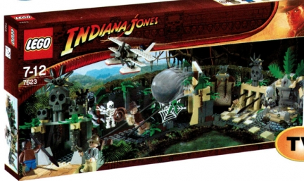 indiana jones lego set