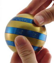 Isis puzzle ball