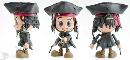 cosbaby pirates of the caribbean jack sparrow