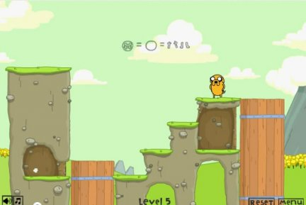 Adventure Time: il game Jake�s Tough Break