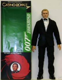 casino royale action figures