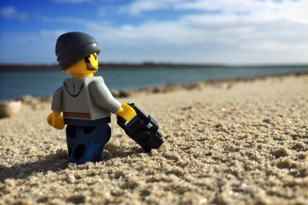 Legography. Credits by Andrew Whyte.