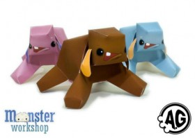Monster Workshop: partecipate al concorso dei mostri di carta