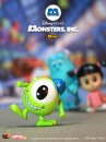 Monsters and Co, il set Hot Toys Cosbaby
