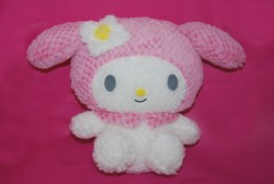 my melody peluche