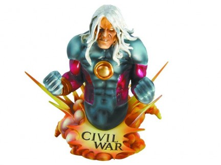 civil war marvel busto nitro