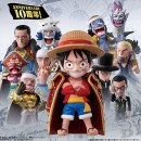 One Piece mini-toy Anniversary Year Project