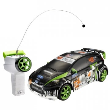 Ken Block Fiesta RC Stunt Car