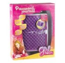 Password Journal 7: il diario segreto by Mattel