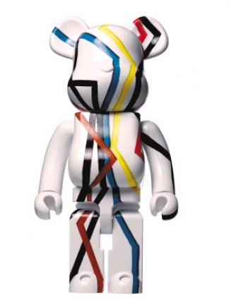 bearbrick cancer blood foundation paul smith