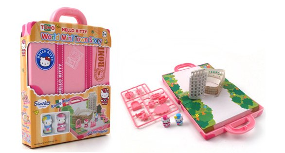playset Hello Kitty