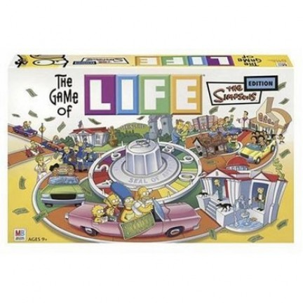game of life simpson