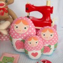 Soft Toys Patterns by Fantastic Toys