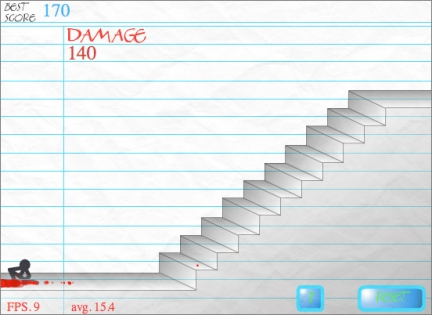 stairfall game online
