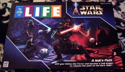 game of life star wars