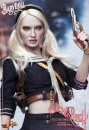 Sucker Punch: le action figure di Babydoll (Emily Browning) e Amber (Jamie Chung) da Hot Toys
