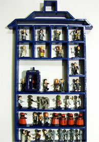 Doctor Who: Tardis Display