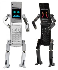 cellulare-robot