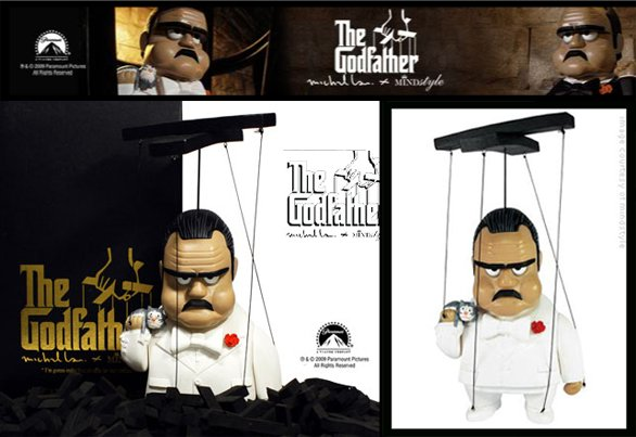 the godfather white