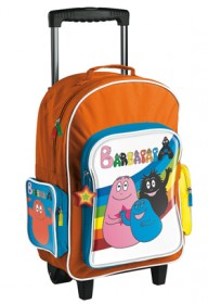 trolley barbapapa