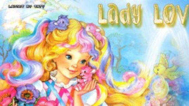 Lady lovely locks la bambola anni con le extensions