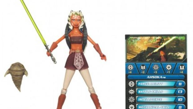 Star wars the clone wars: le nuove action figure hasbro con il battle