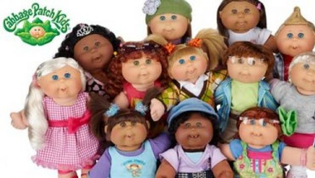 Teenagers Toys Would Like That : Cabbage patch kids fashionality