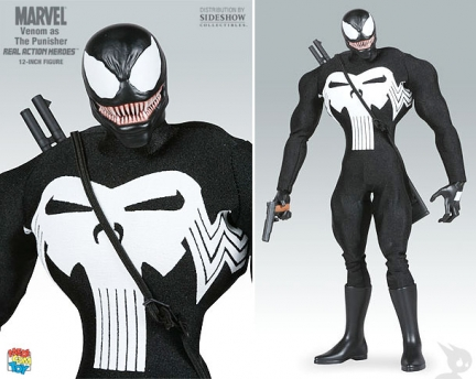 venom punisher particolari