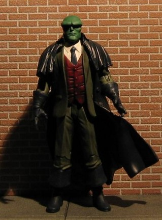 justice league gaslight custom